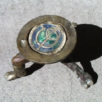 Eric Pedersen: Reliquary - top with Astrolabe