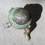 Eric Pedersen: Reliquary - top with lid