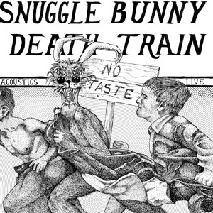 Eric Pedersen - Snuggle Bunny Death Train - Rockwell's No Swimming