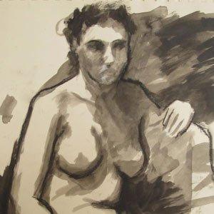 Eric Pedersen - Nude Gesture Drawing